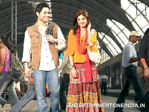 Shilpa Shetty In Pardesi Babu and Life In A Metro