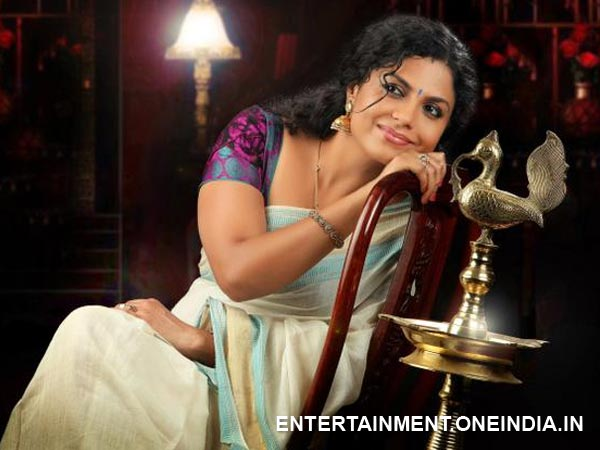 Asha Sarath Excited To Work With Mammootty!