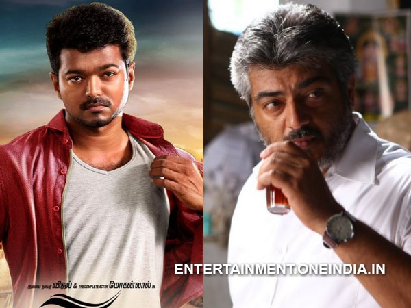 Ajith-Vijay Strong Contenders