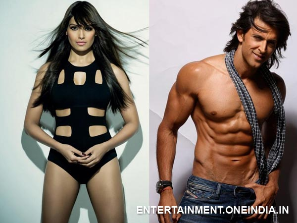 Hrithik and Bipasha