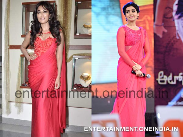 Samantha Copies Chitrangada's Style