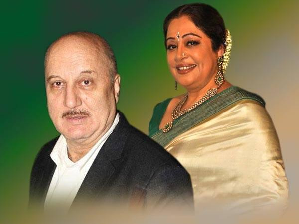 I Don't Get To Meet My Wife Much Now: Anupam on MP Kirron