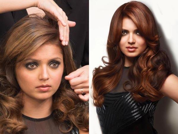 Drashti Dhami To Endorse Hair Colour Brand SoColor | Drashti Dhami ...
