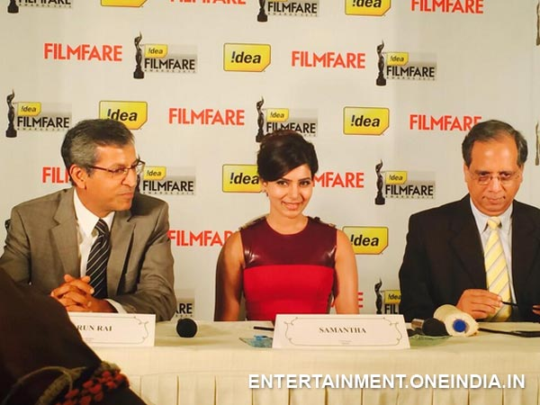 61st Idea Filmfare Awards 2013 - Best Telugu Supporting Actress