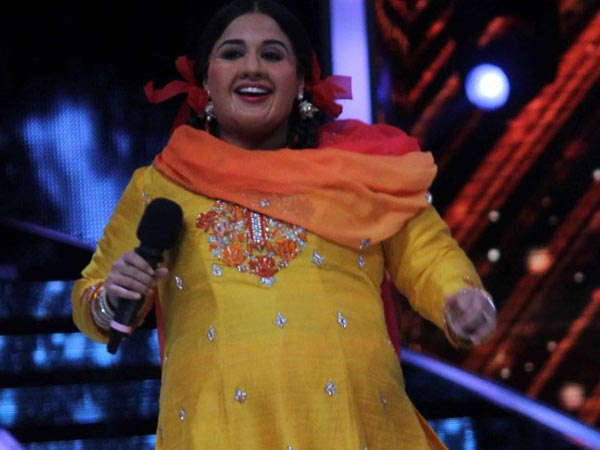 Vidya Balan Turns Into Palak On Jhalak