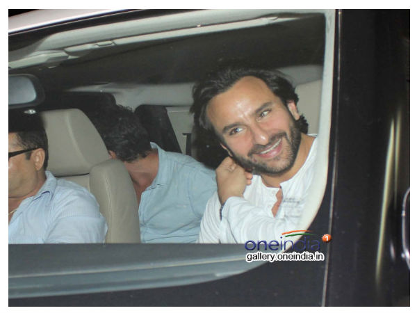 Saif Happy