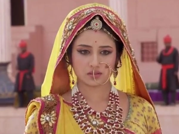 Jodha's Dilemma Continues