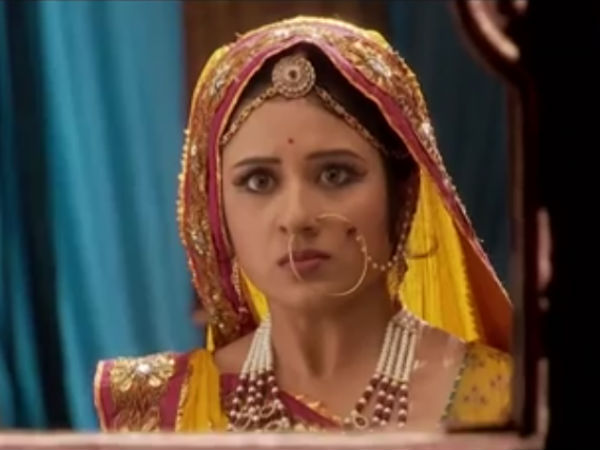 Jodha Learns Truth