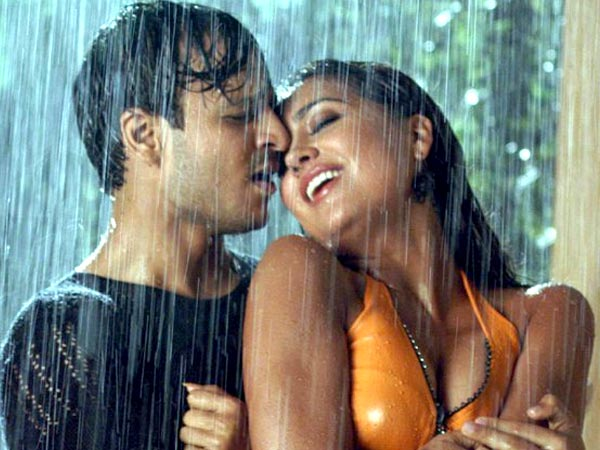 Things We Can't Try From Bollywood Rain Songs