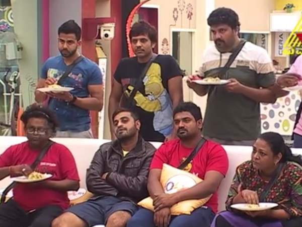 Bigg Boss Kannada 2: Day 3 Highlights