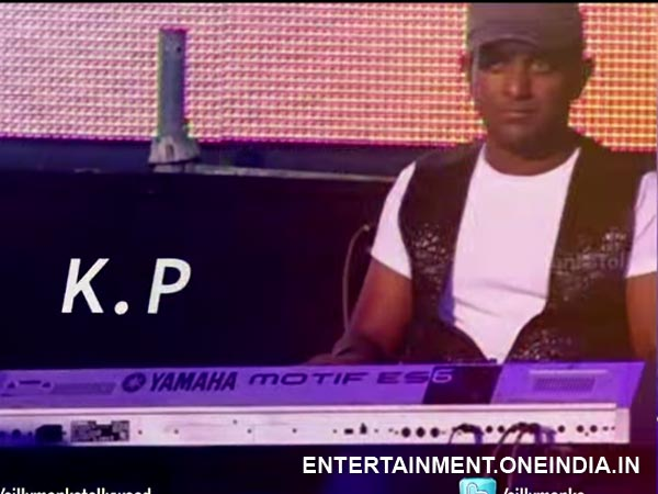 KP In DSP's Live Concerts