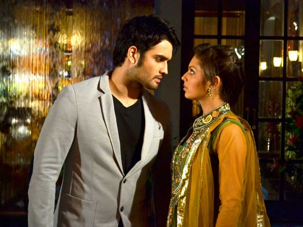 Vivan, Drashti Not Friends; Madhubala's Bad TRP Affecting?