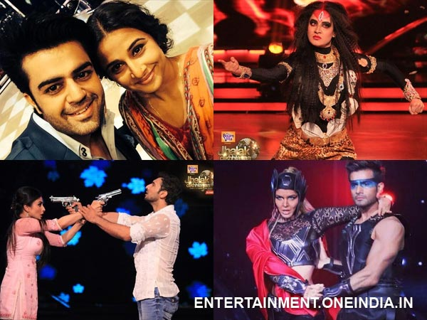 Jhalak Dikhla Jaa 7: It's Movies, Movies And Movies All The Way