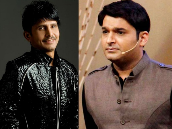 Kapil Sharma: I Don't Know Why KRK Is Creating Nuisance For No Reason!