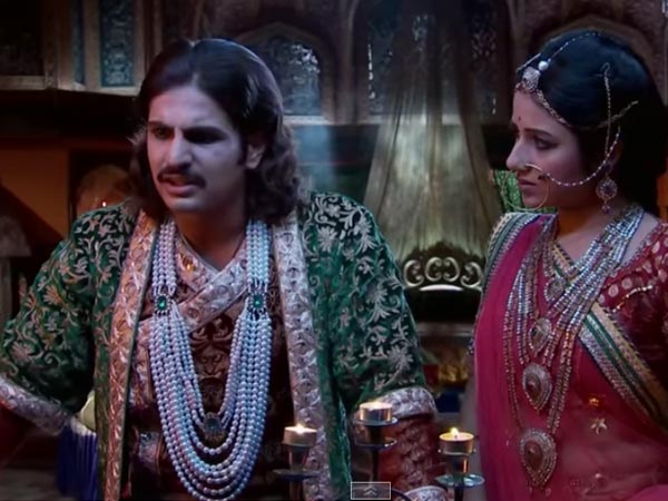 Akbar Reminds Jodha