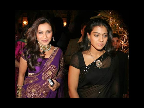 Kajol and Rani's Patch Up