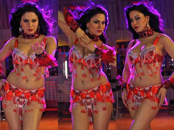 Veena Malik's Hot Avatar In Veera Babu