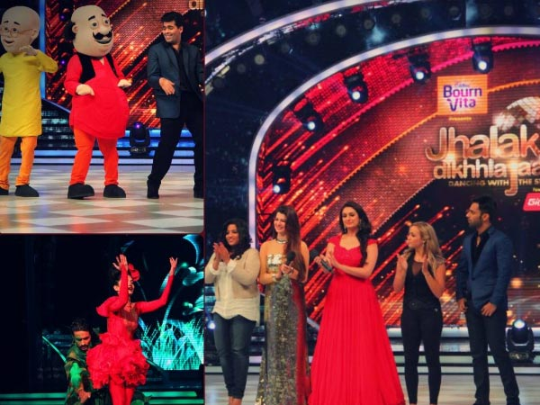 Jhalak Dikhla Jaa 7 Latest Episode