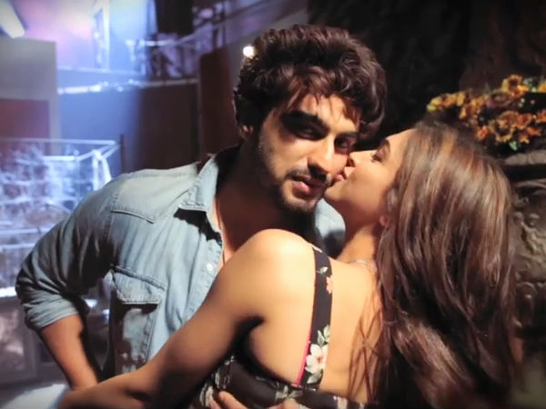 Finding Fanny Cast Release A Candid Video Before Trailer