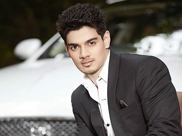 Sooraj pancholi will make his bollywood debut with the film Hero