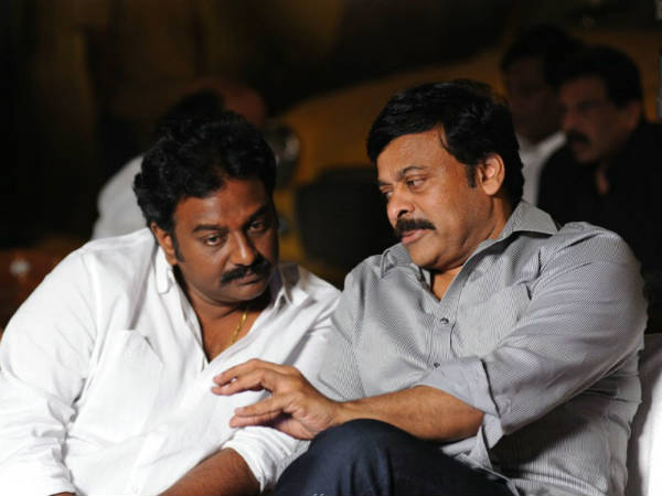Chiranjeevi Toning His Body