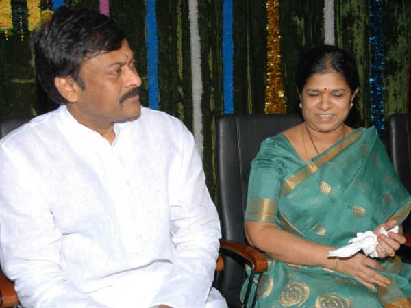 Chiru's Wife Turning Producer