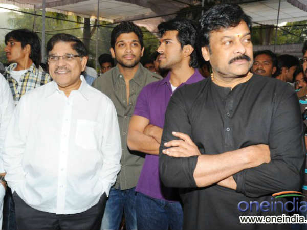 Allu Aravind To Take Care Of Production