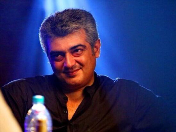 Ajith&#039; s  <b> Newest </b>  Salt And Pepper Appear From &#039; Thala 55&#039;