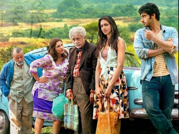 Why We Love Finding Fanny Actress Deepika Padukone
