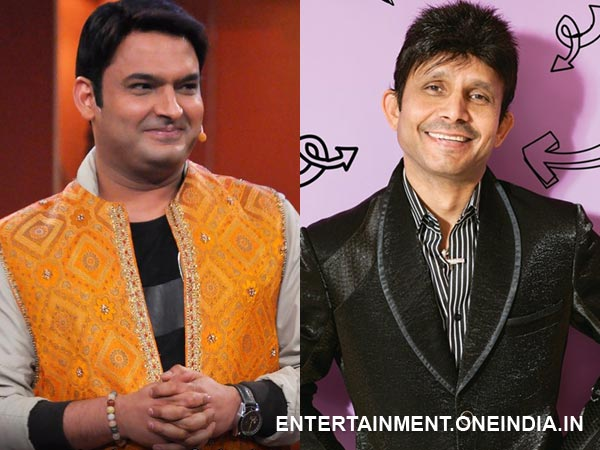 When Kapil Sharma Asked KRK To Sell Clothes!