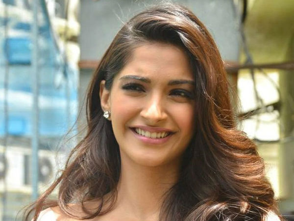 Sonam is paired opposite salman Khan in Prem Ratan Dhan Payo