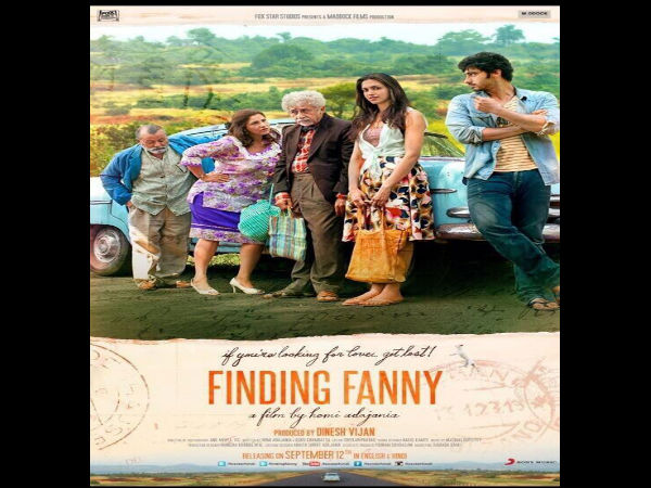 Within 22 Hours Finding Fanny Trailer Crosses 1 Million Views