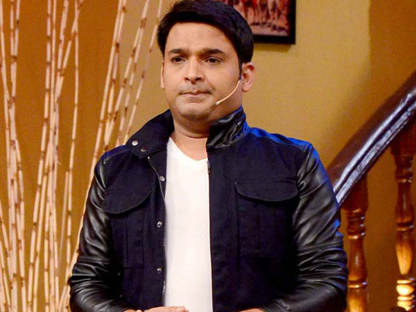 Kapil Postponing Shoot
