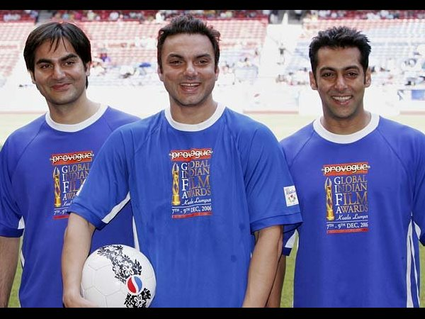 Salman's Siblings