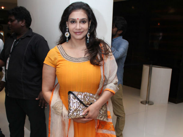 Lissy At Ramanujan Special Screening