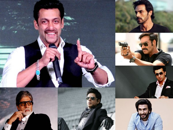 Who Can Fill Salman Khan's Shoes