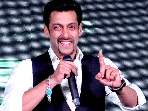 Salman Opts Out?