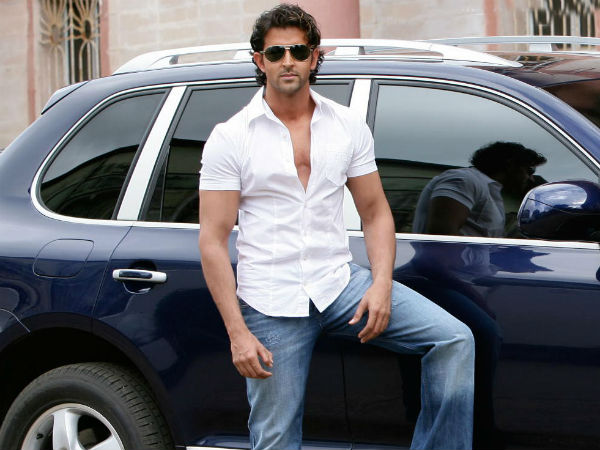 Hrithik Roshan is shooting for the film Bang Bang
