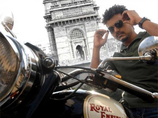 Vijay's Movies In UK