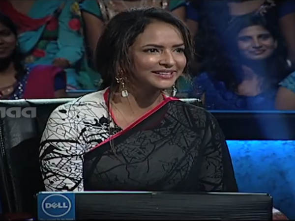Lakshmi On Hot Seat