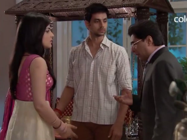 Harshad Becomes Worried