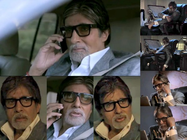 Yudh And The Legend Named Amitabh Bachchan