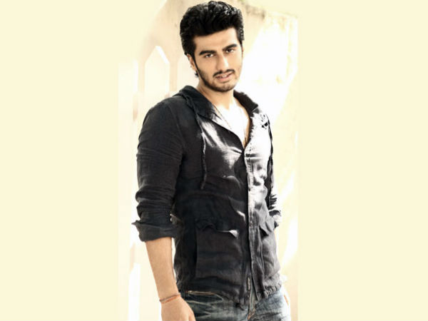 Arjun Kapoor was last seen in Gunday