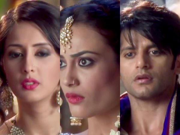 Qubool Hai: 10th July; Mehendi Touches Sanam's Hand Instead Of Nida's