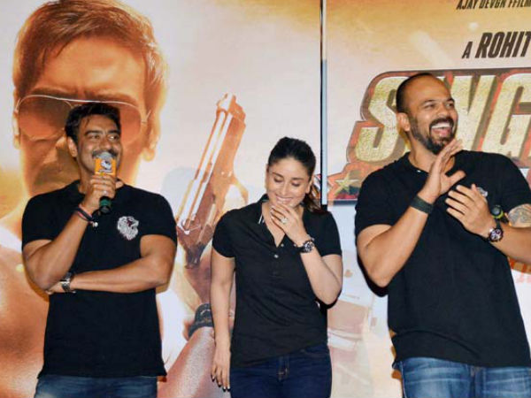 Ajay Devgn: I wanted To Cancel Singham Returns Trailer Launch