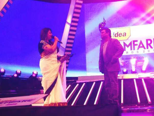 Best Tamil Music Director Filmfare Award