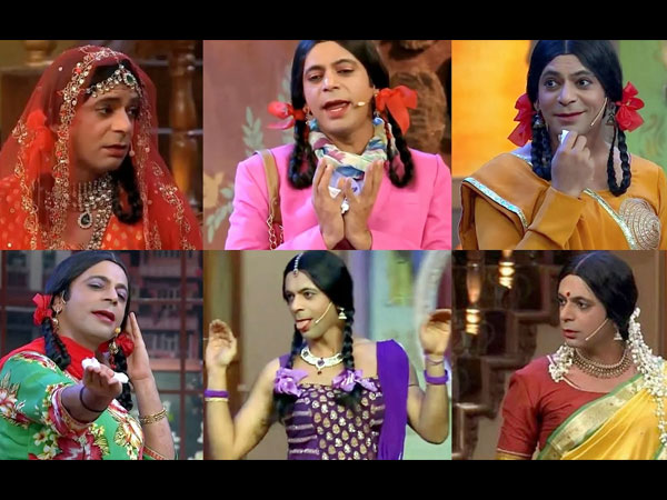 Comedy Nights With Kapil Missed Gutthi