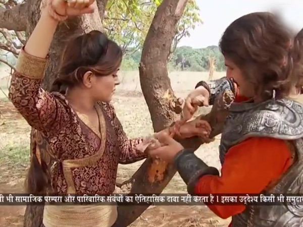 Jalal Tries To Save Nigar