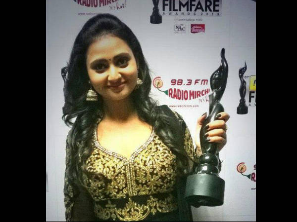 Best Actress Kannada