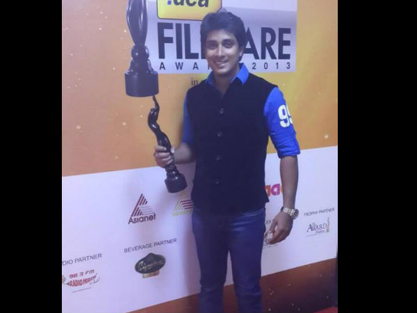 Best Actor Kannada